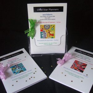 Star Planner Bespoke Keepsake Books