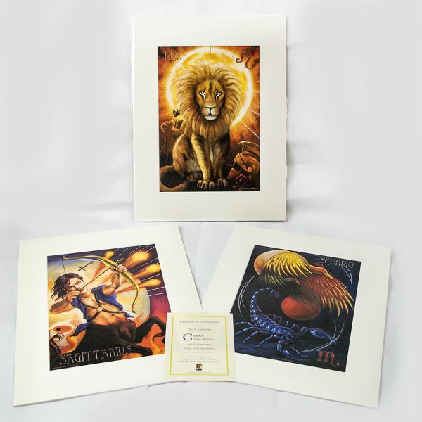 Star Planners Astrology Zodiac Prints