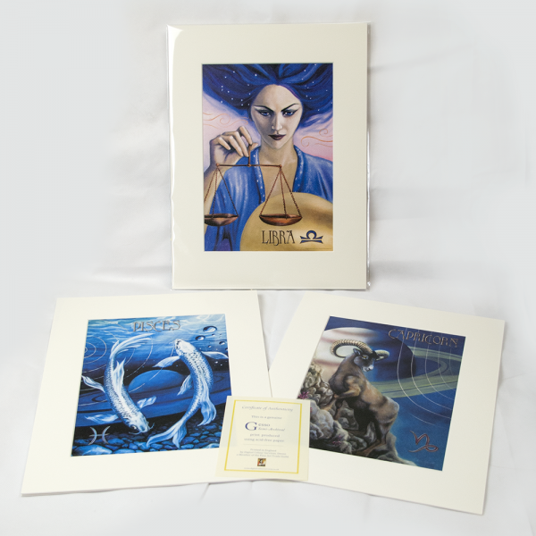 Star Planners Astrology Signed Prints