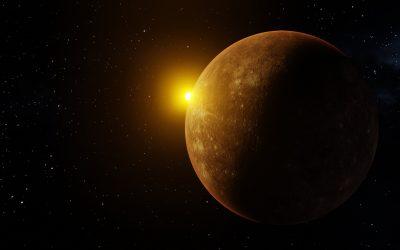 Mercury Retrograde in Scorpio